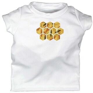 Raindrops Unisex Baby Bella Pasta T-Shirt
