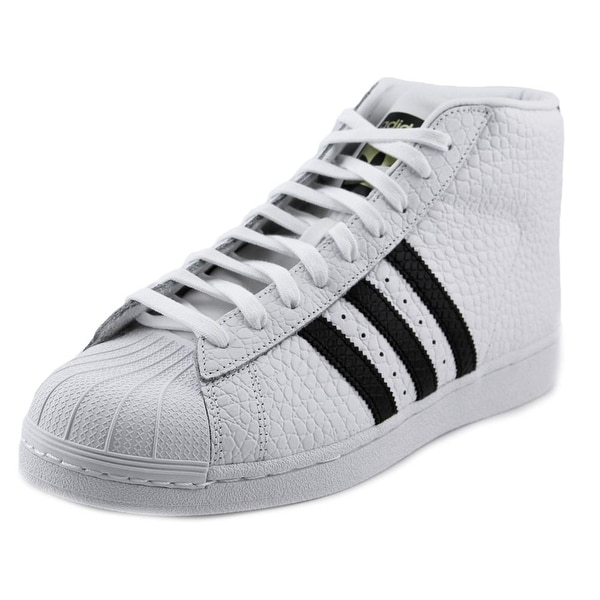 Adidas Pro Model Animal Men Round Toe Synthetic Sneakers
