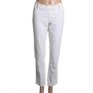 DL1961 Womens Angel Maternity Ankle Skinny Jeans