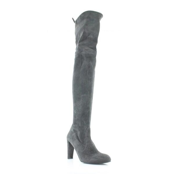 Stuart Weitzman Highland Women's Boots Anthracite