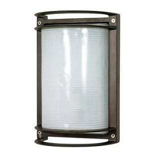 Nuvo Lighting 60/531 Bulkhead 1 Light Outdoor Wall Sconce