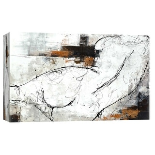 "PTM Images 9-101689  PTM Canvas Collection 8"" x 10"" - ""Nude Figure 2"" Giclee Women Art Print on Canvas"