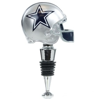 Nfl Football Helmet Wine Bottle Stopper