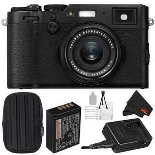 Fujifilm X100F Digital Camera Bundle (Intl Model)