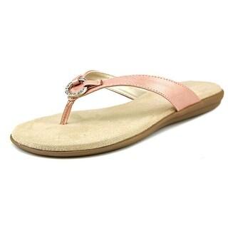 Aerosoles Chlub Member Open Toe Synthetic Thong Sandal