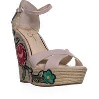 Jessica Simpson Apella Wedge Espadrilles Sandals, Ballerina