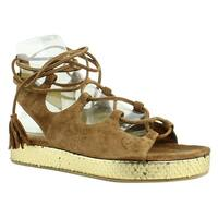 Kennel & Schmenger Womens Brown Espadrilles Size 4.5