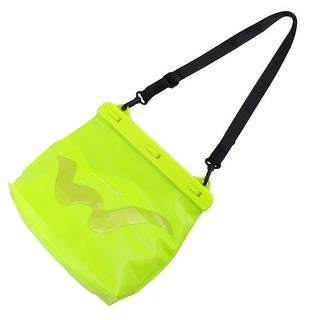 Wellhouse Authorized Travelling Hiking Swimming PVC Dry Bag Pouch Pack Green