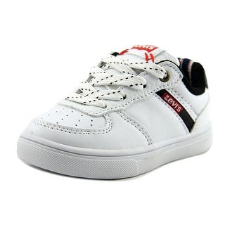 Levi's Jeffrey Core White/Black Athletic Shoes