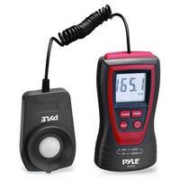 Handheld Lux Light Meter Photometer W/ 2X Per Second Sampling, LCD display & 200,000 Lux Range