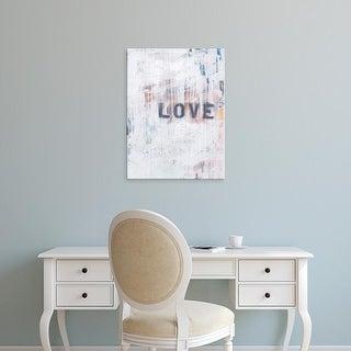 Easy Art Prints Kent Youngstrom's 'Love Never Fails II' Premium Canvas Art