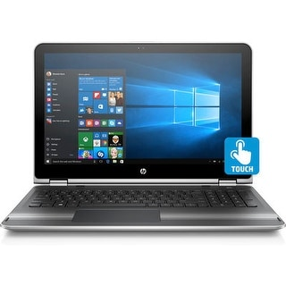 "HP 15-bk010nr 15.6"" Touchscreen Notebook 15-bk010nr Notebook"