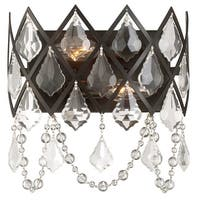 """Designers Fountain 90302 Ravina 2-Light 10"""" Wide Wall Sconce ADA Compliant - Vintage Bronze - N/A"""