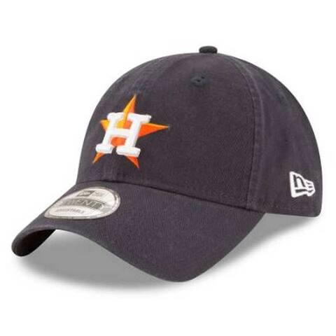 New Era MLB Houston Astros Home Core Classic 9Twenty Baseball Hat Cap 11591538