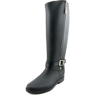 Dirty Laundry Reckless Round Toe Synthetic Rain Boot