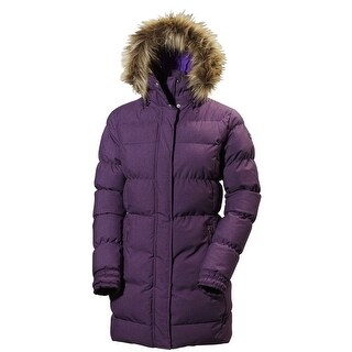 Helly Hansen 2017 Women's Blume Puffy Winter Parka - 54430 - Off white