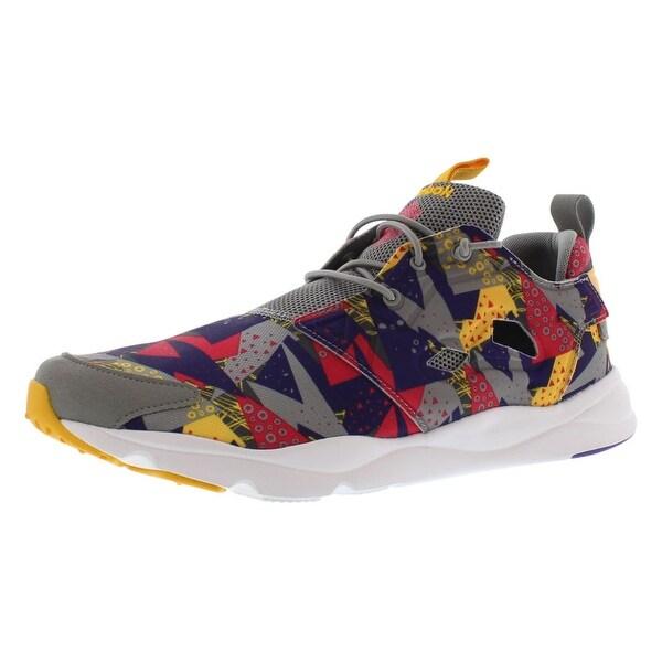 Reebok Furylite Graphic Running Men's Shoes - 8.5 d(m) us