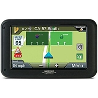 Magellan RM5235SCLUC 5235T-LM GPS with Lifetime Maps - 5.0 inches (Refurbished)