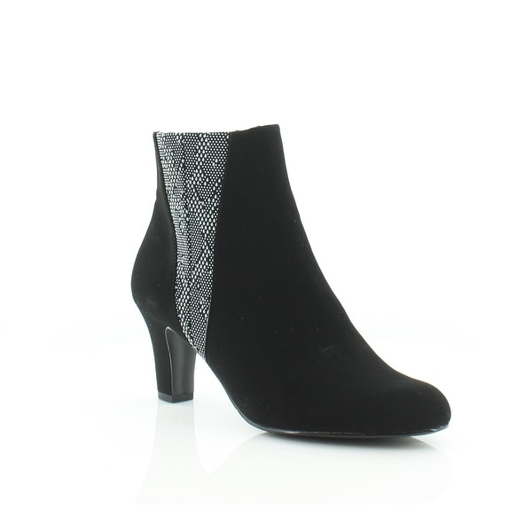 Easy Street Endear Women's Boots Black/Snake