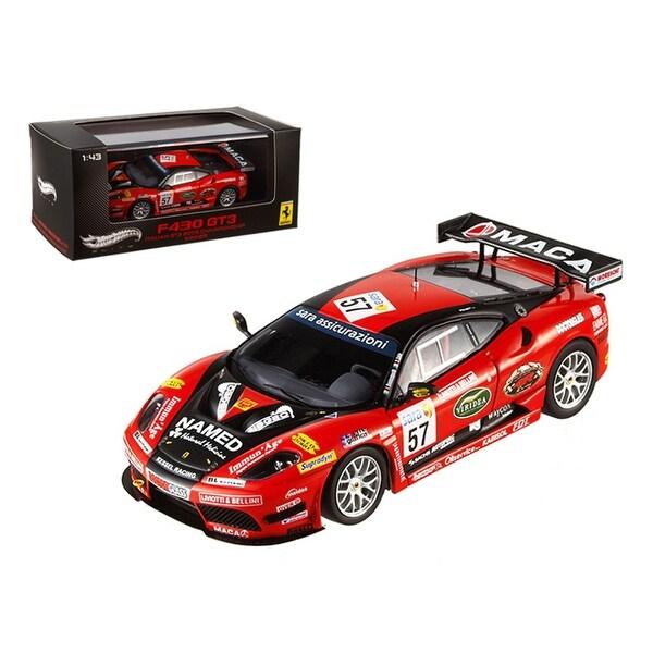 Elite Mattel 1 43 Ferrari 430 Gt3: Shop Ferrari F430 GT3 #57 Italian GT3 2009 Championship