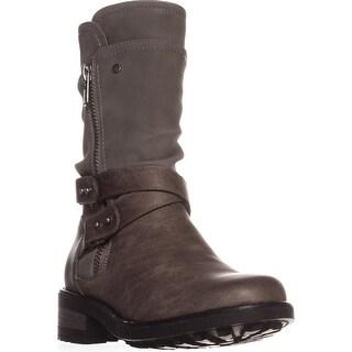Carlos by Carlos Santana Sawyer Fashion Boots, Mole