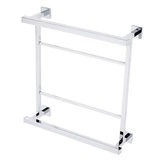 Alno A8428-18 18 Inch Wide Towel Rack from the Contemporary II Collection