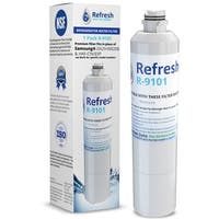 Replacement Aqua Fresh Water Filter f/ Samsung RF23HTEDBSR/AA / RF30HBEDBSR Refrigerator Models