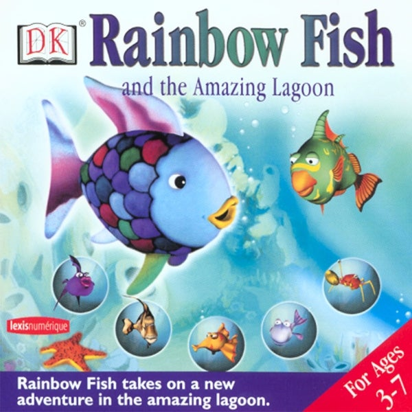 Rainbow Fish And The Amazing Lagoon