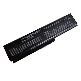 New Toshiba Satellite Laptop Battery PA3817U-1BRS 6 Cell