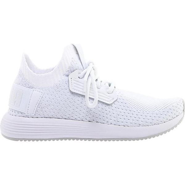 Uprise Knit Sneaker PUMA White