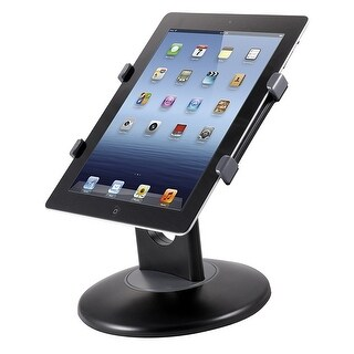 Kantek Inc. - Rotating Tablet Stand For Apple Ipad, Ipad Mini And Other 7In - 10In Tablets