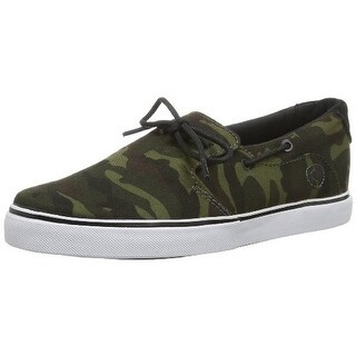 C1RCA Mens Camouflage Lace Casual Shoes - 10.5 medium (d)
