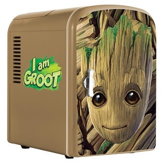 Marvel Guardians of the Galaxy Vol. 2 Groot 4L Thermoelectric Cooler or Warmer