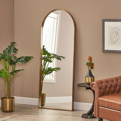 Chardean Contemporary Full Length Leaner Mirror by Christopher Knight Home