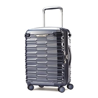Samsonite Luggage Stryde Carry-On Glider, Blue Slate