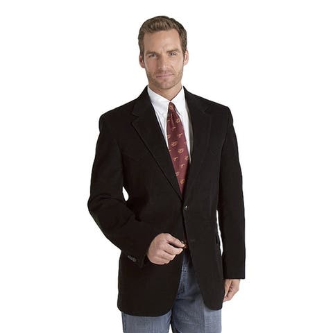 Circle S Western Sport Coat Mens Pointed Yoke Button Lubbock