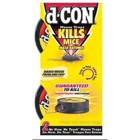 D-Con 1920082043 No Touch Mouse Trap