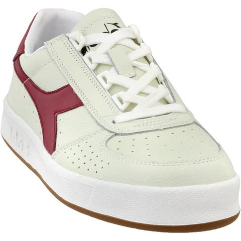 Diadora Mens B.Elite L Casual Sneakers Shoes