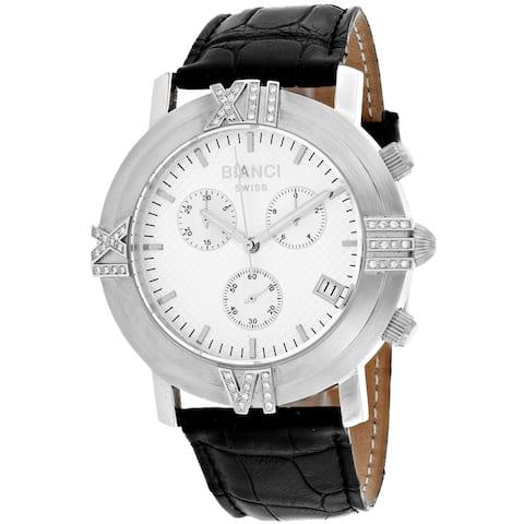 Roberto Bianci 0.25ct Diamonds Women's Medellin RB18491 Silver Dial watch