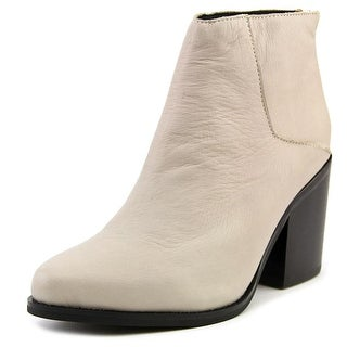 Sol Sana Leo SS Boot Women SS Round Toe Leather  Boot