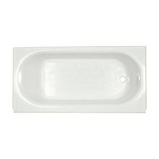 "American Standard 2391.202 Princeton 60"" Americast Soaking Bathtub with Right Hand Drain - Lifetime Warranty"