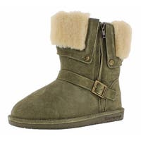 Bearpaw Madison Women's Sheepskin Snow Boots