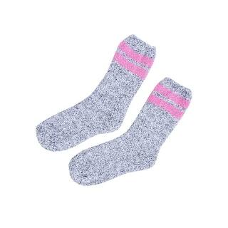 e81b0a7f1 Charter Club Women s Varsity Stripe Butter Socks (One Size