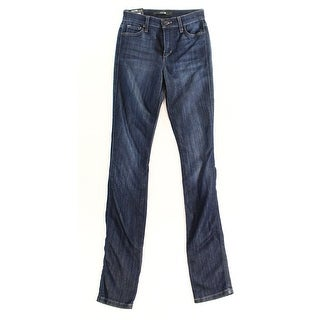 Joe's NEW Dark Blue Women's Size 24X33 Slim Skinny High Rise Jeans