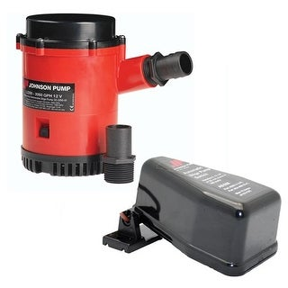 Johnson Pump 2200 Heavy Duty Bilge Pump Heavy Duty Bilge Pump