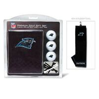 Team Golf 30420 Carolina Panthers Embroidered Towel Gift Set