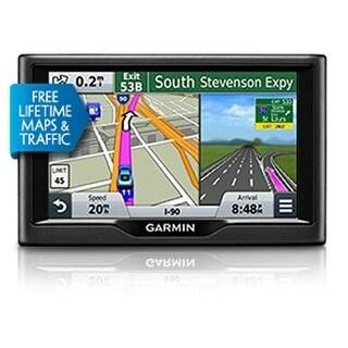 Garmin Nuvi 68LMT Portable GPS Navigator 6 Inch Dual Orientation Touchscreen Display