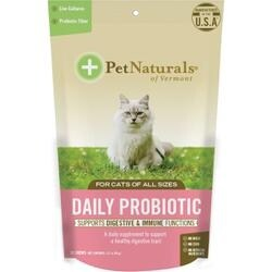 - Daily Probiotic Chews For Cats 30/Pkg