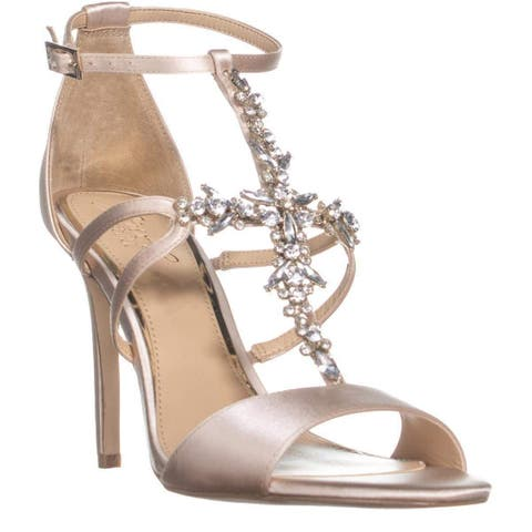 c2f05c5cbcb Buy Badgley Mischka Women's Sandals Online at Overstock | Our Best ...