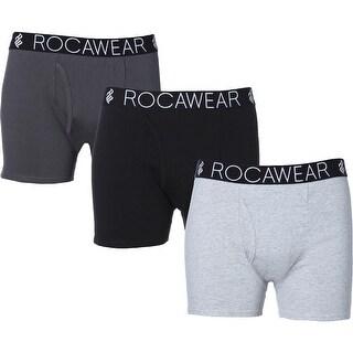 Rocawear Mens Boxer Briefs 3PK Tagless